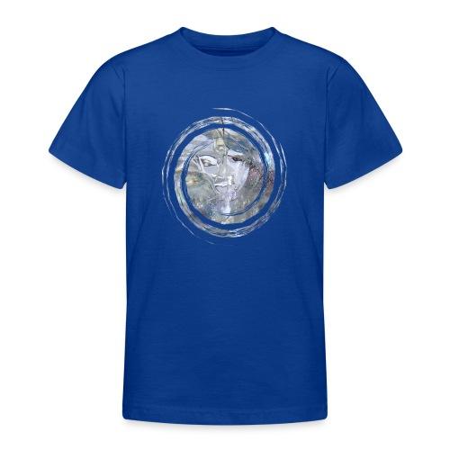 Kristall Spirale - Teenager T-Shirt