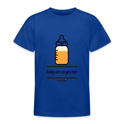 Bilabì Beer Biberon - Maglietta per ragazzi
