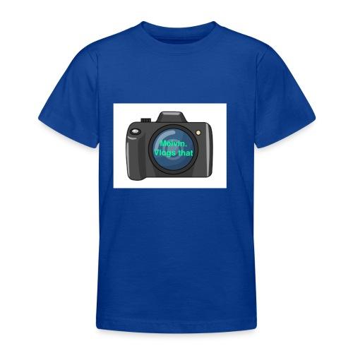 Melvin vlogs that merch - Teenage T-shirt