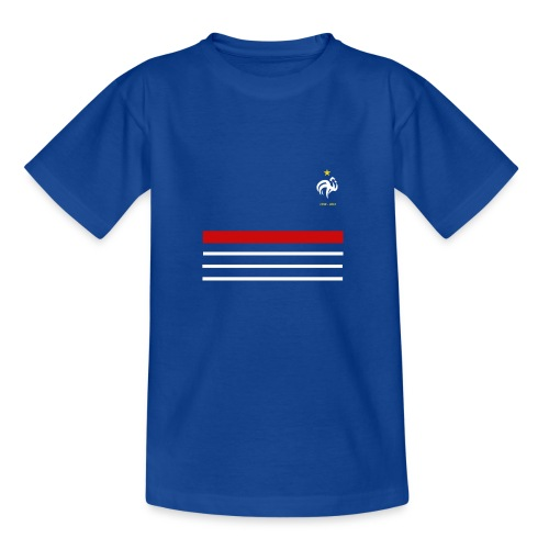 Maillot France 98 - 2018 Equipe de France - T-shirt Ado