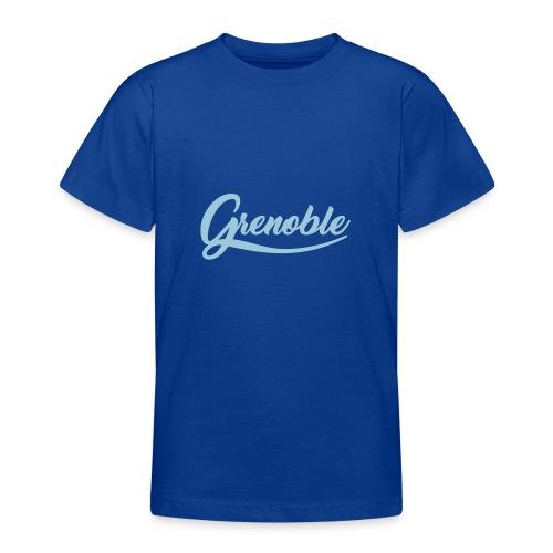 grenoble, old school - T-shirt Ado