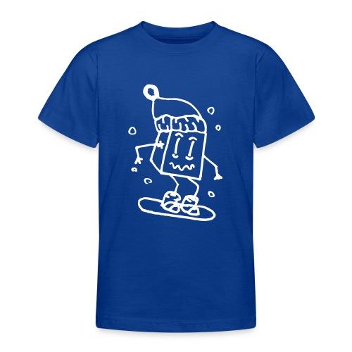 coso snowboard - Maglietta per ragazzi