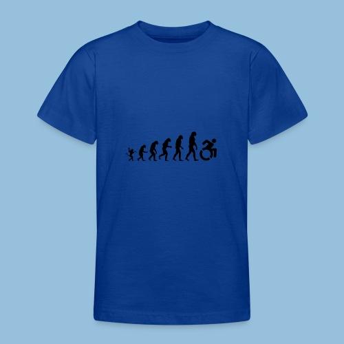 EvolutionWheelchair - Teenager T-shirt