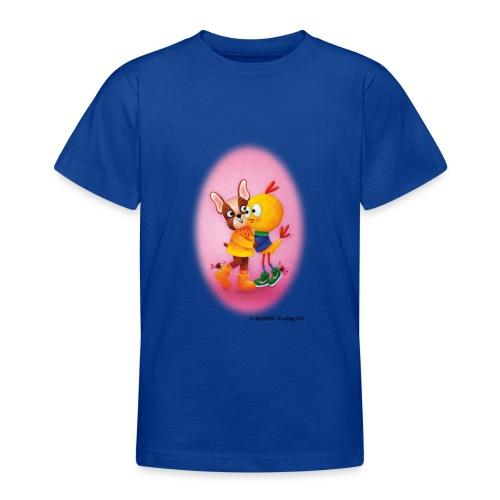 Hanni und Wauzi - Teenager T-Shirt