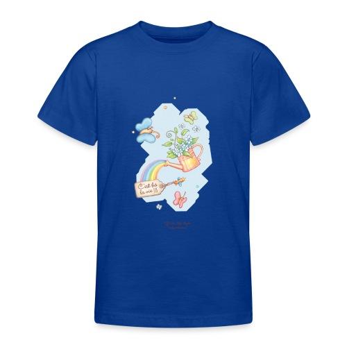 T-shirt bébé Mafamillamoi - T-shirt Ado