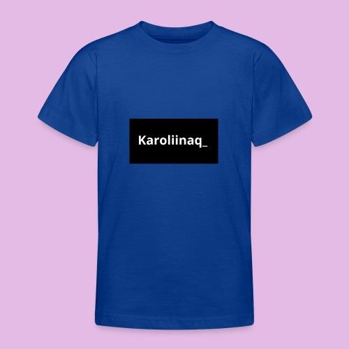Karoliinaq_ - Nuorten t-paita