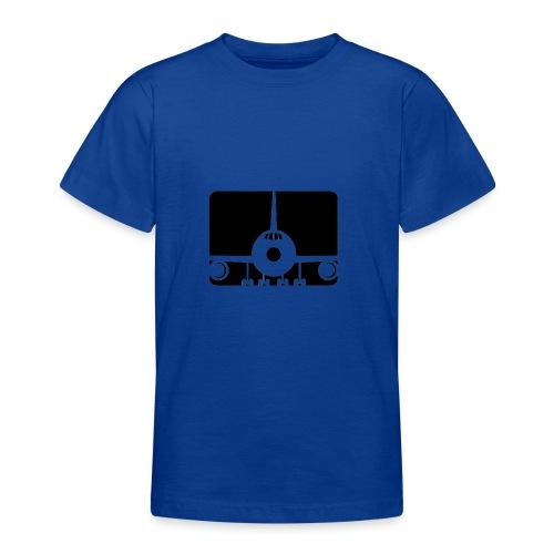 Flugzeug - Teenager T-Shirt
