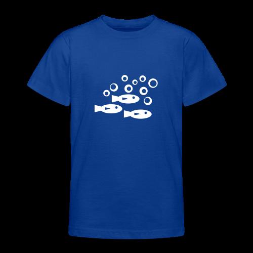 Fishies - Teenager T-Shirt