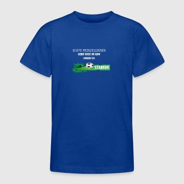 Echte Prinzessinnen - Teenager T-Shirt