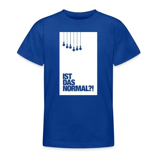 jungsfragen: Ist das normal?! (2018) - Teenager T-Shirt