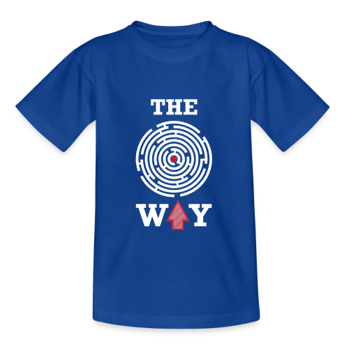 The Way - Teenager T-Shirt