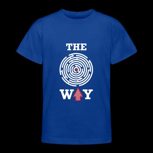 The Way - Teenager T-Shirt