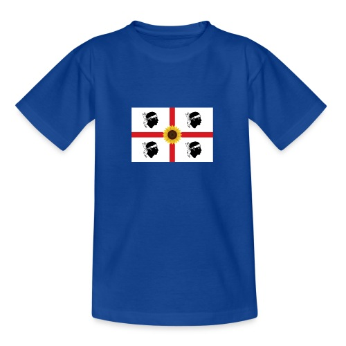 Girasoli_Sardegna - Teenager T-Shirt
