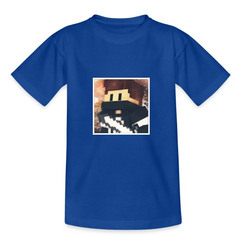 Minecraft logo - Teenager T-Shirt