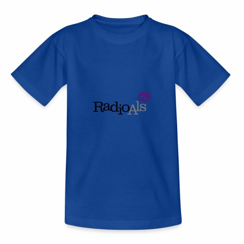 RadioAls Logo CMYK - Teenager-T-shirt