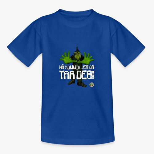 Troll - T-skjorte for tenåringer