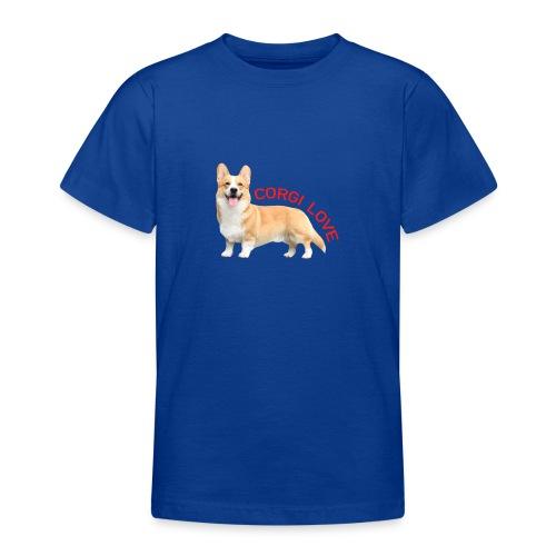 CorgiLove - Teenage T-Shirt