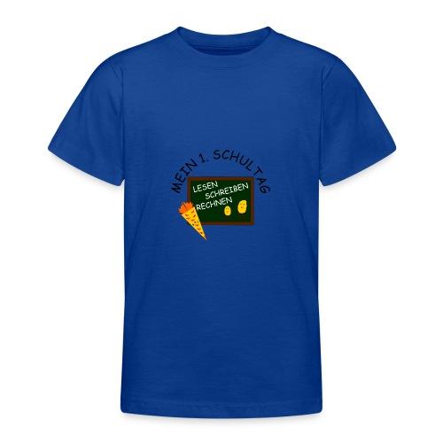 Einschulung - Teenager T-Shirt