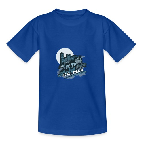 Kalmar - T-shirt tonåring