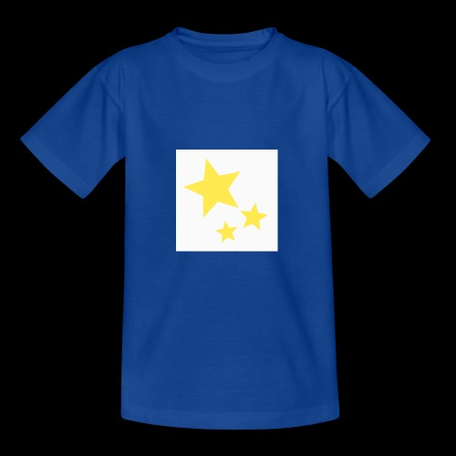 Dazzle Zazzle Stars - Teenage T-Shirt