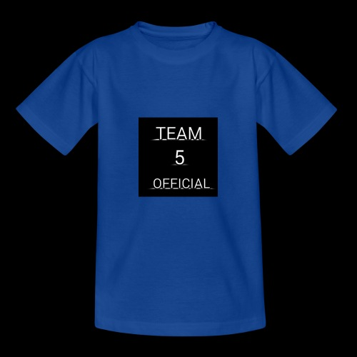 Team5 official 1st merchendise - Teenage T-Shirt