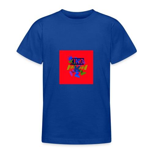 KingK shirt - Teenage T-Shirt
