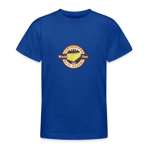 cheese club 2018 - Teenage T-Shirt