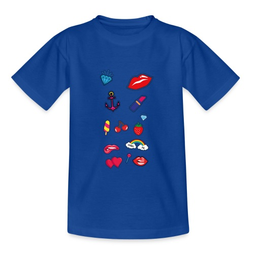 ecussons pop - T-shirt Ado