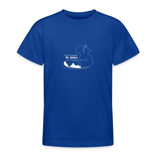 mk st. anton 3 - Teenager T-Shirt