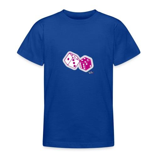 DADOS THE BEST - Camiseta adolescente