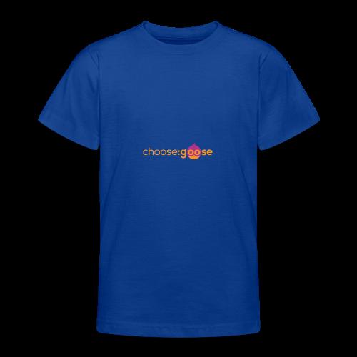 choosegoose #01 - Teenager T-Shirt