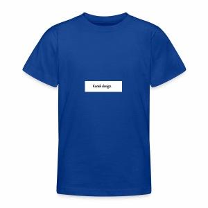 Kocak design - Teenager-T-shirt