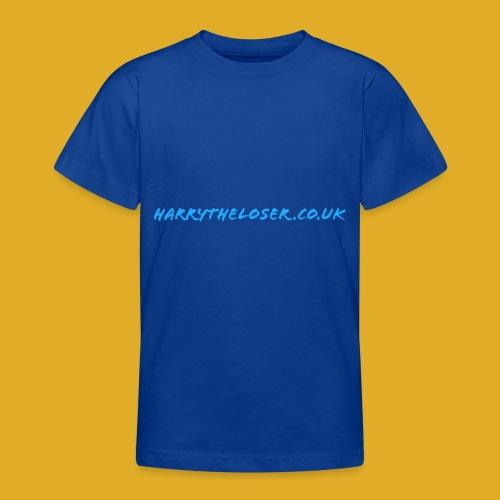 harrytheloser.co.uk - Teenage T-Shirt