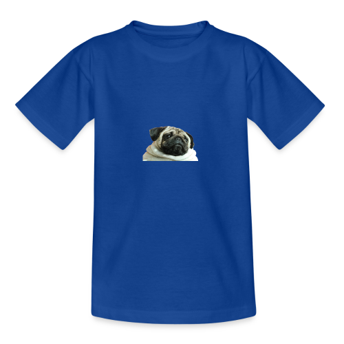 summer body pug - Teenage T-Shirt