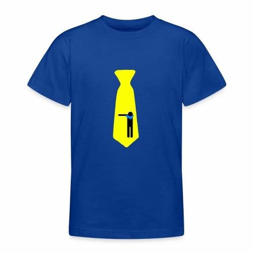 Dab Cravatta Gangsta Yellow - Maglietta per ragazzi