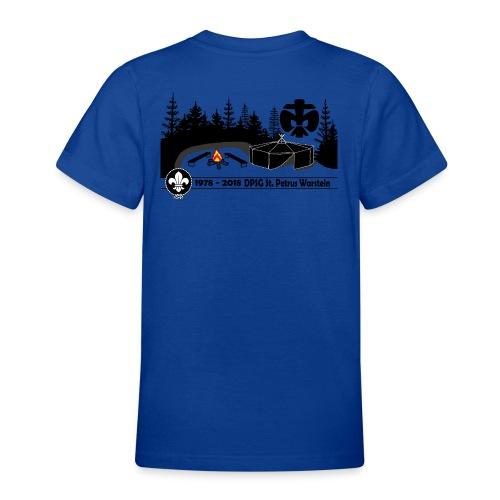 40-Jubiläum - Teenager T-Shirt