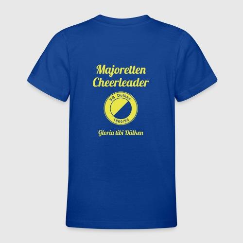 SG Duelken Schriftzug - Teenager T-Shirt