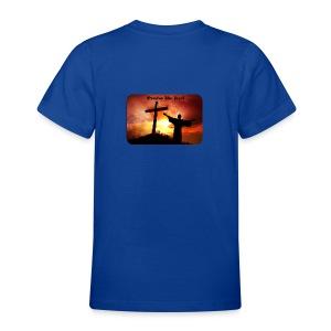 Praise the lord - T-shirt tonåring