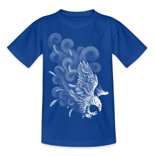 Windy Wings - Teenage T-Shirt