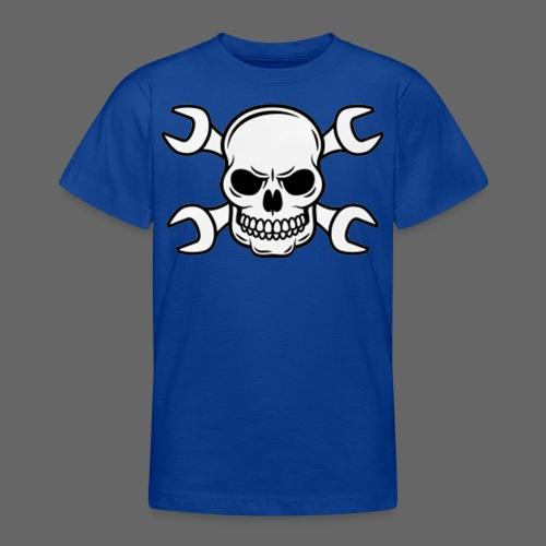 MEKKER SKULL - Teenager-T-shirt