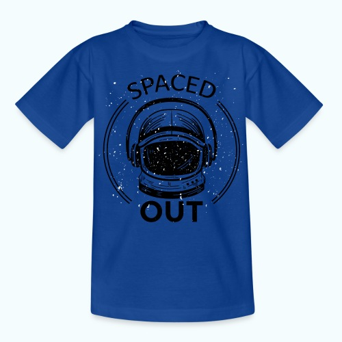 Space Out - Teenage T-Shirt