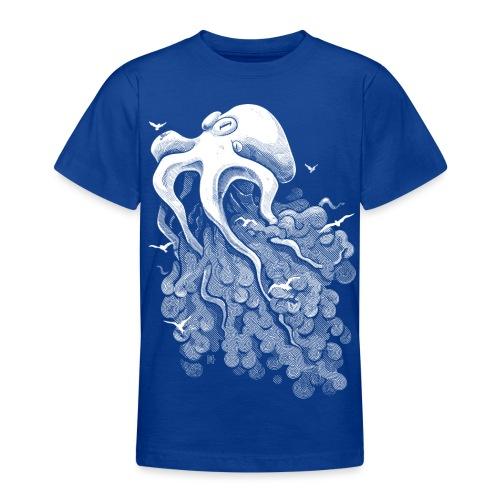 Deep Cloud - Teenage T-Shirt