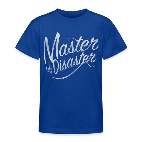 Meister der Katastrophe - Teenager T-Shirt