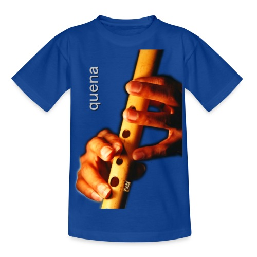 Quena i - Teenage T-Shirt