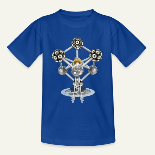 TEUFATOMIX - T-shirt Ado
