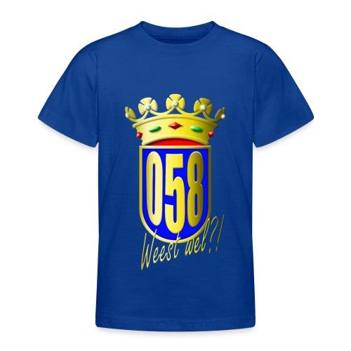 058 - Teenager T-shirt