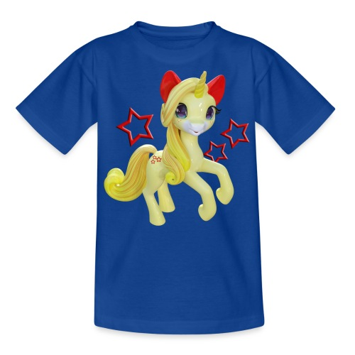 Einhorn in Fairyland - Teenager T-Shirt