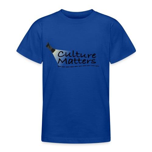 Eenzijdige bedrukking - Teenager T-shirt