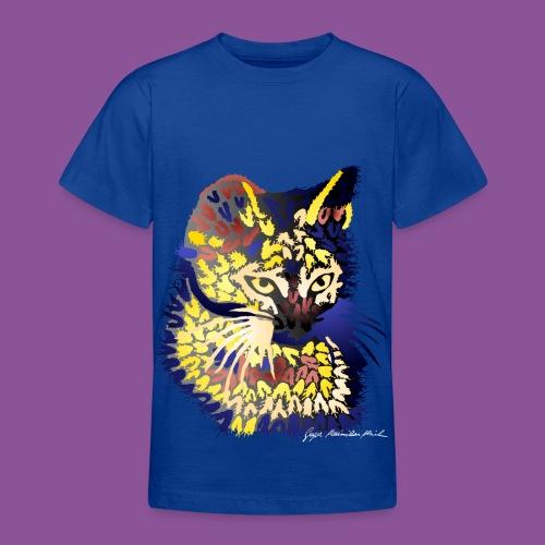 Katze 9 - Teenager T-Shirt