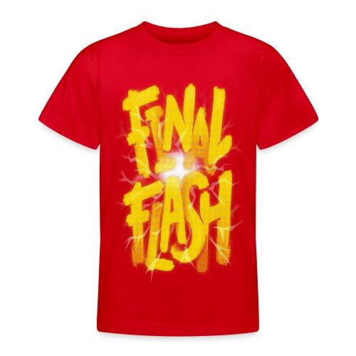 Final Flash - Teenage T-Shirt